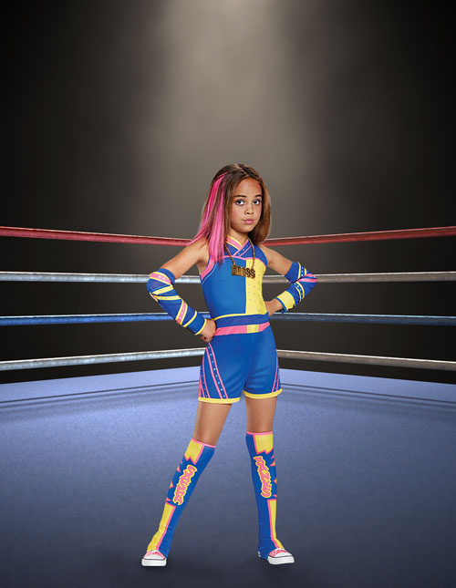 Child Sasha Banks Costume