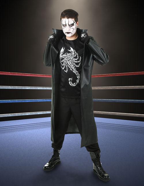 Sting WWE Halloween Costume