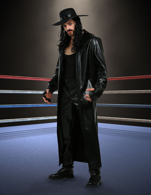 The Undertaker WWE Wrestler Costume