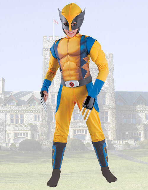 Kids Wolverine Origins Costume  sc 1 st  Halloween Costumes & X-Men Costumes for Halloween