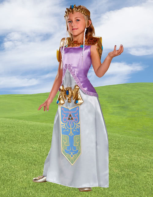Kids Zelda Costume