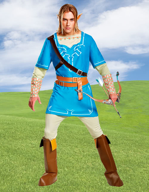 Breath of the Wild Link Costume