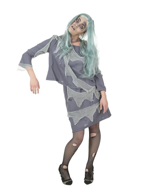 Zombie Awkward Angles Pose