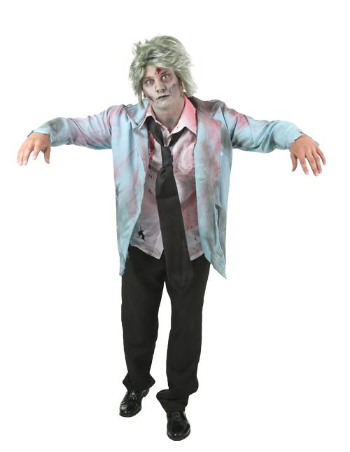 Zombie Arms Forward Pose