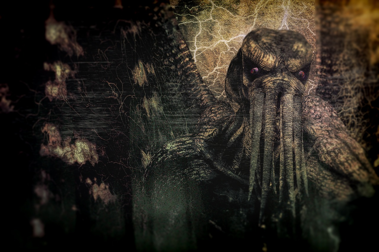A Guide to Monsters in Classic Literature: Cthulhu