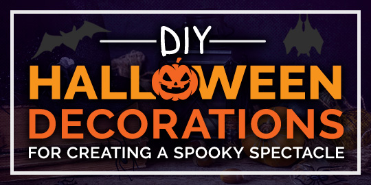 Halloween at Home 2020: DIY Halloween Decorations