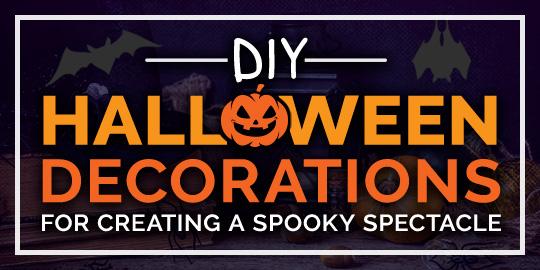 Halloween at Home 2020: DIY Halloween Decorations