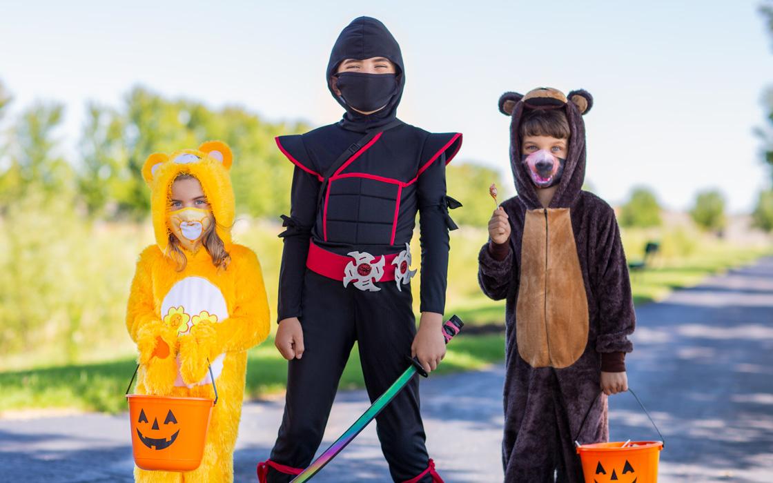 How to Halloween 2020
