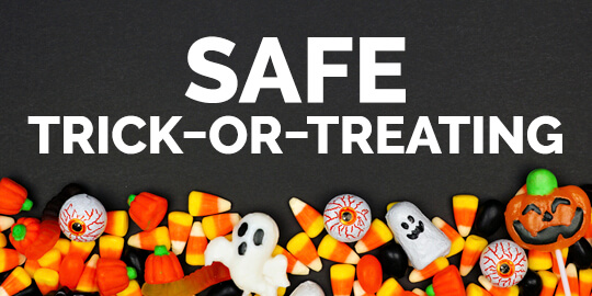 Safe Trick-or-Treating