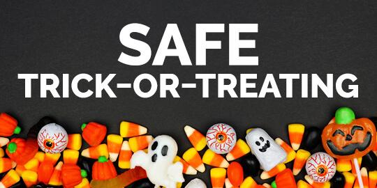 Safe Trick-or-Treating
