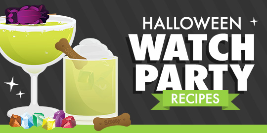 Watch Party Recipes