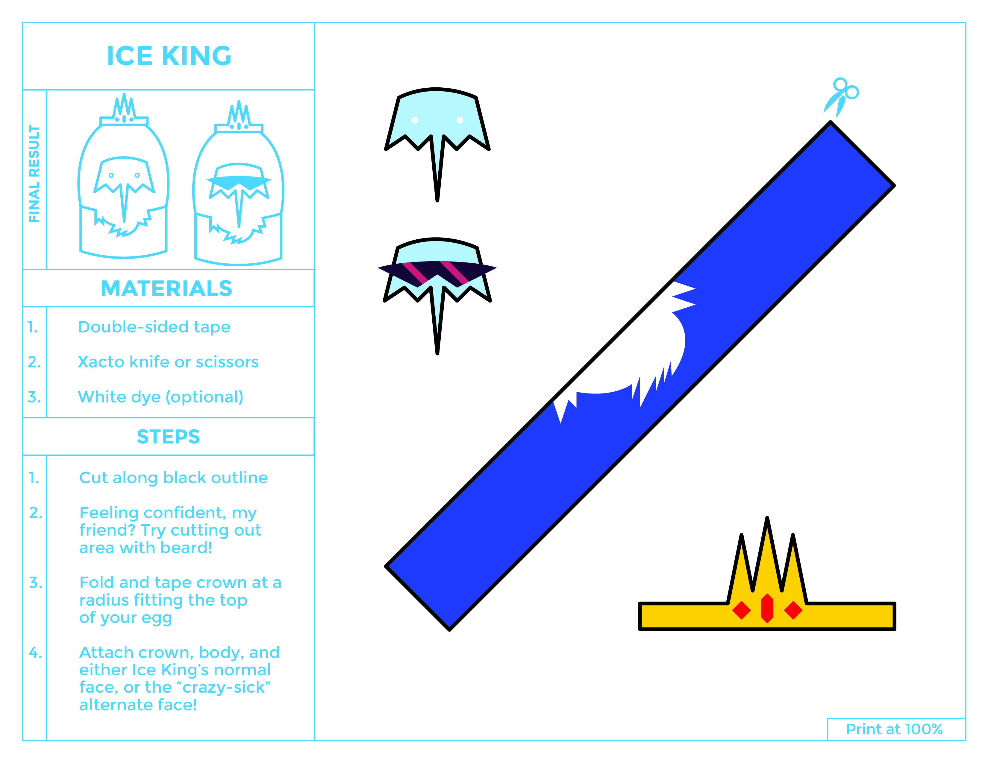 3 Ice King Adventure Time