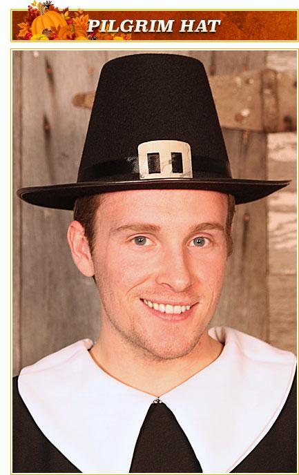 Pilgrim Hat