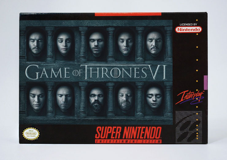 Game of Thrones SNES