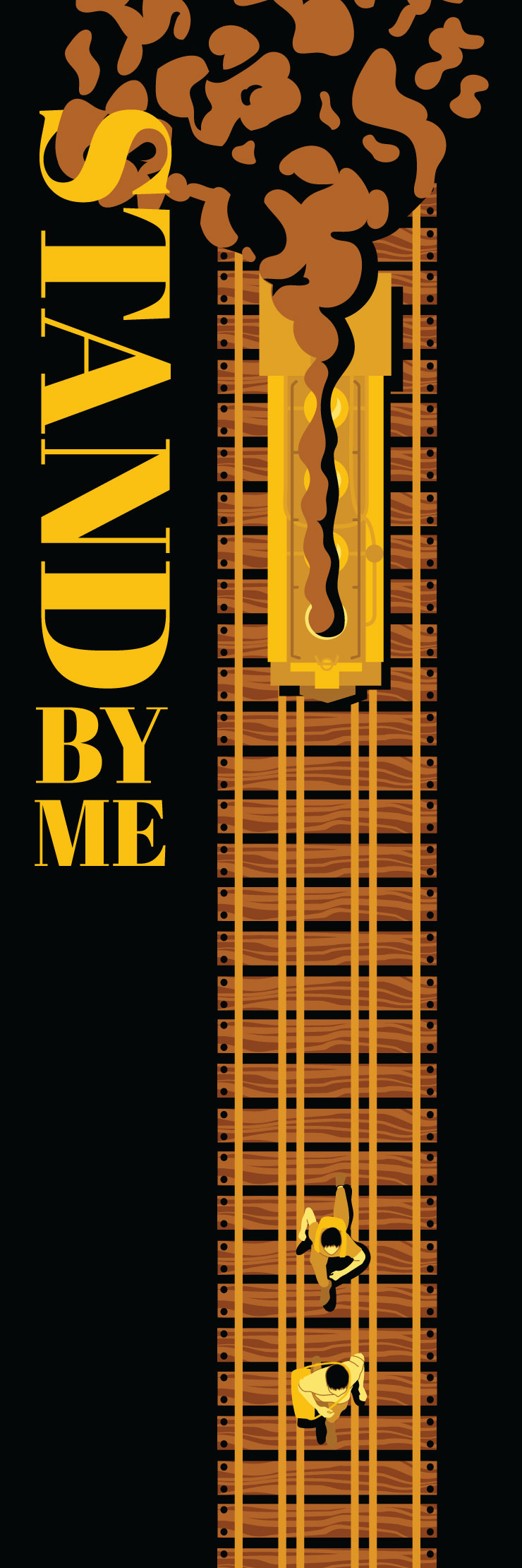 The Body (Stand by Me) Bookmark