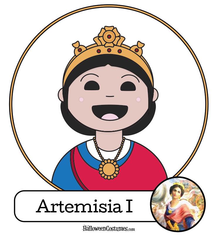 Women Warriors: Artemisia I