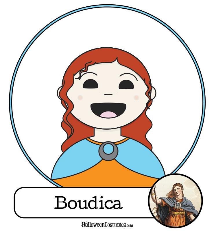 Women Warriors: Boudica