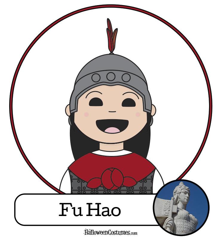 Women Warriors: Fu Hao