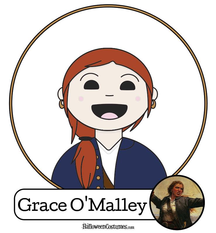 Women Warriors: Grace O'Malley