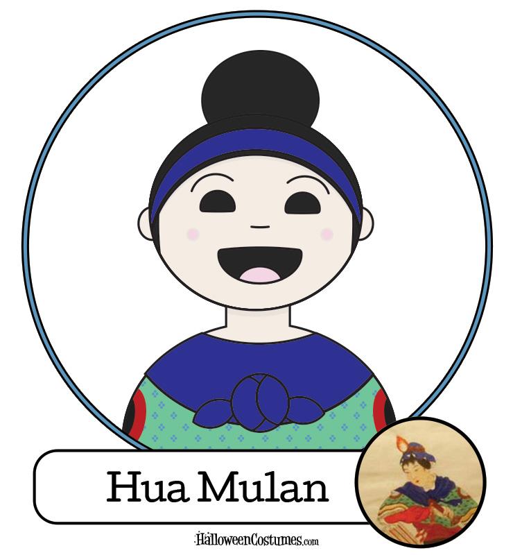 Women Warriors: Hua Mulan