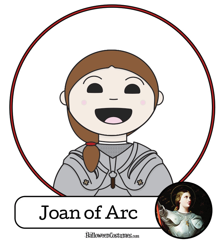 Women Warriors: Joan of Arc