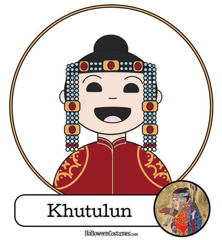Women Warriors: Khutulun