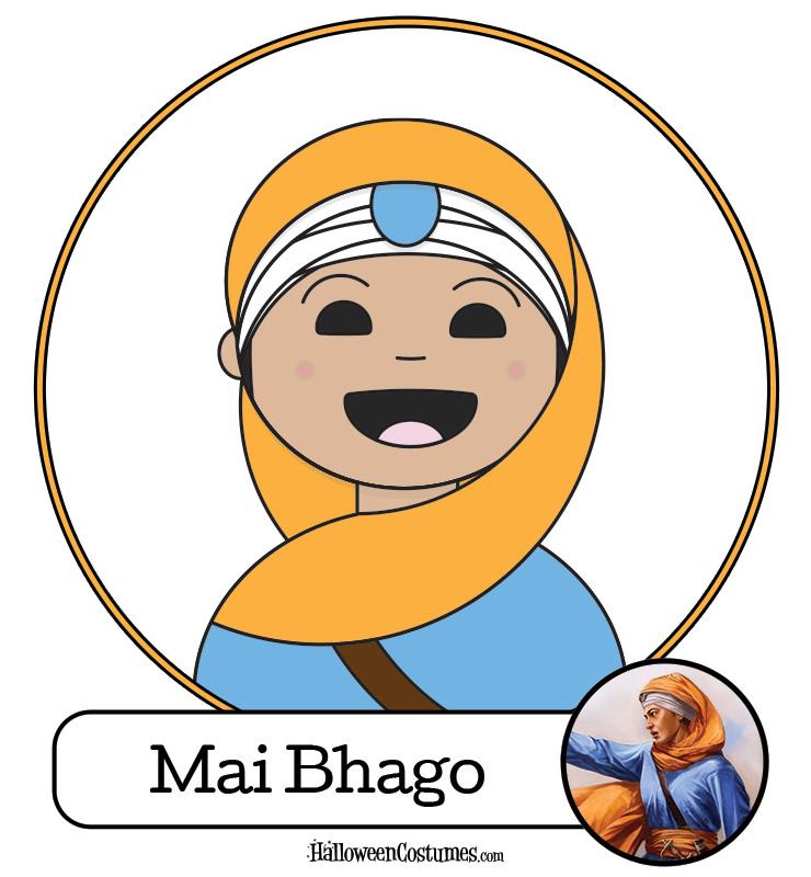 Women Warriors: Mai Bhago