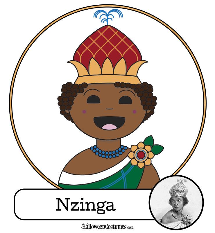 Women Warriors: Nzinga