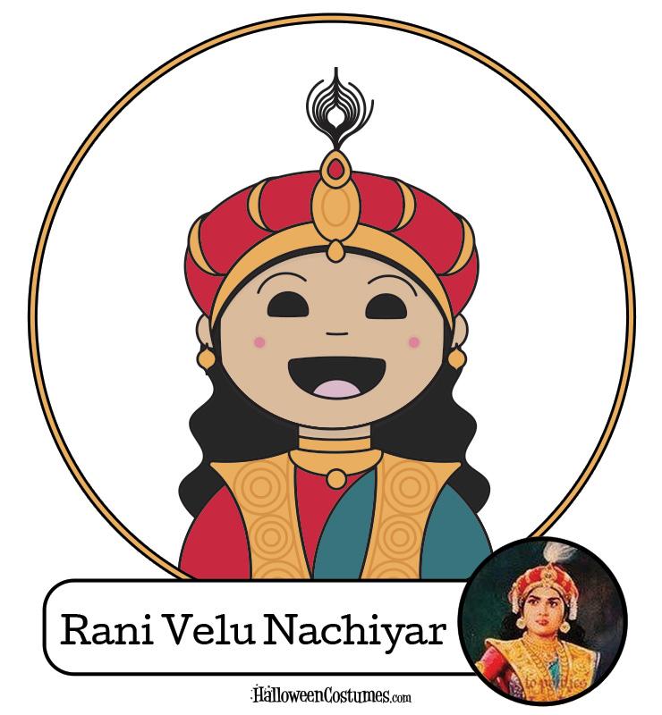 Women Warriors: Rani Velu Nachiyar
