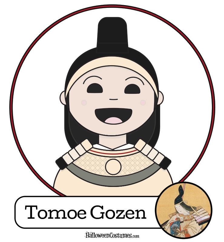Women Warriors: Tomoe Gozen