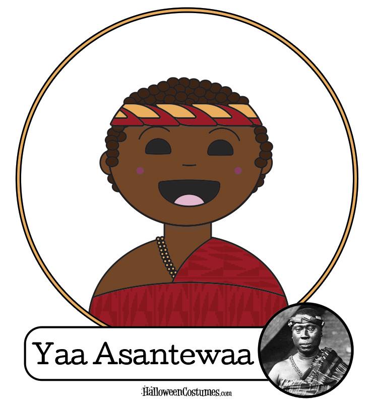 Women Warriors: Yaa Asantewaa