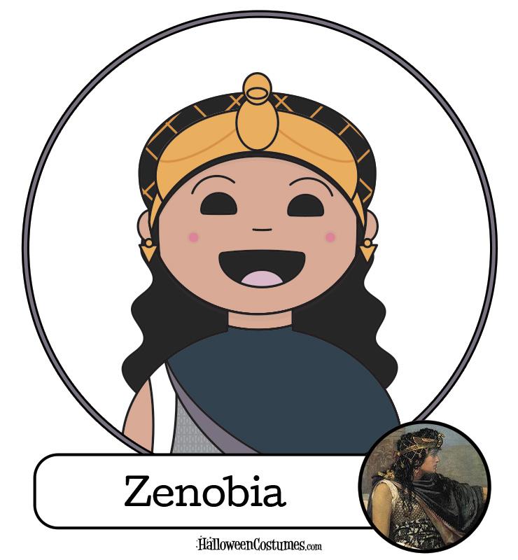 Women Warriors: Zenobia