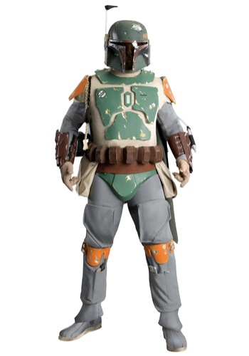 Supreme Edition Boba Fett Costume