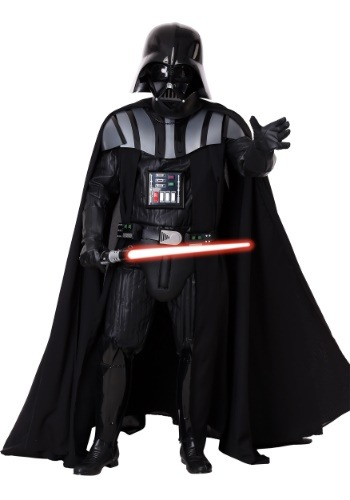 Click Here to buy Authentic Darth Vader Costume from HalloweenCostumes, USA Funds & Shipping