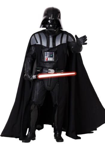 Authentic Darth Vader Costume1