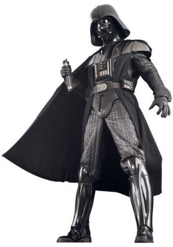 Click Here to buy Authentic Darth Vader Costume from HalloweenCostumes, CDN Funds
