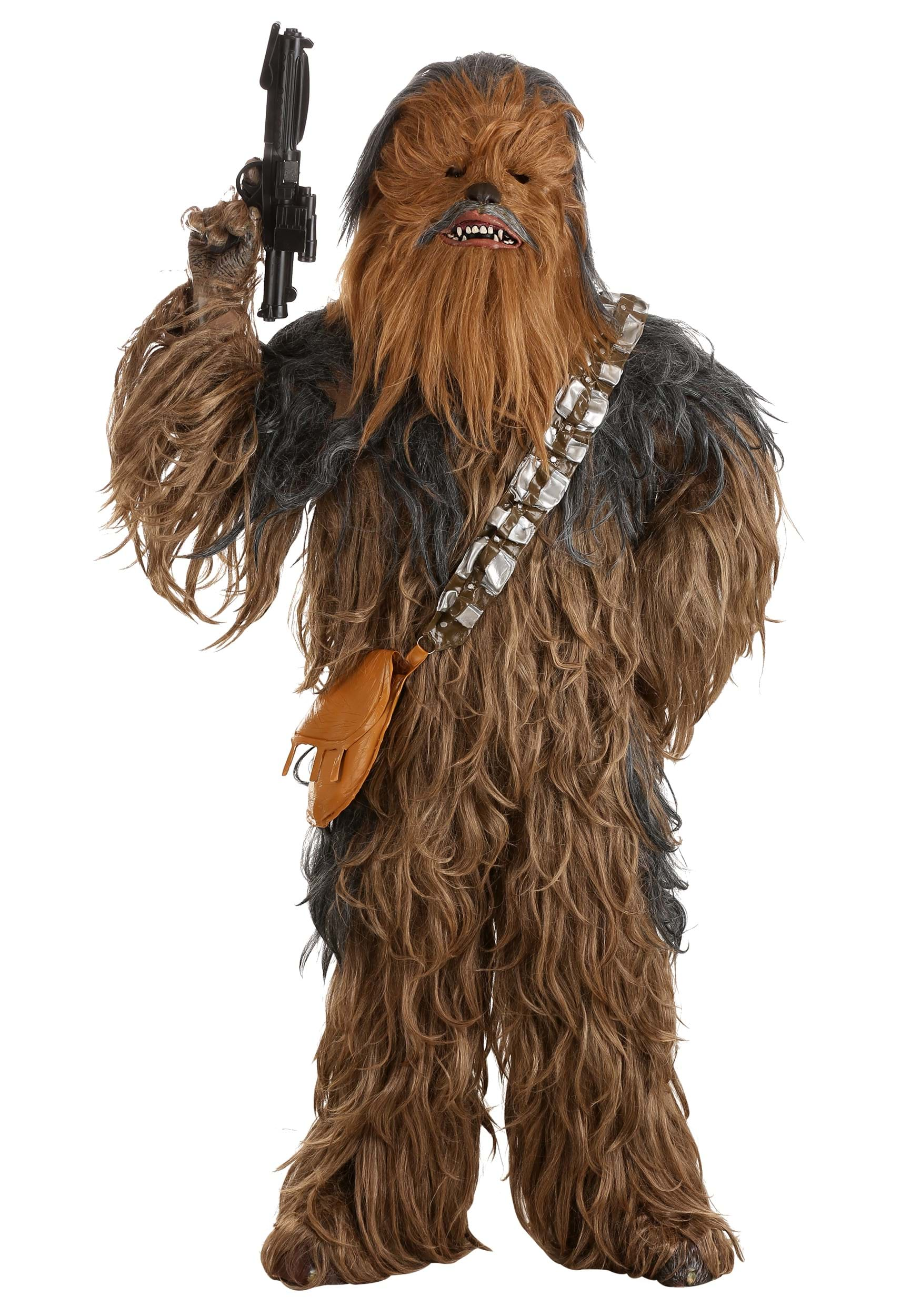 Chewbacca Costume Authentic Replica