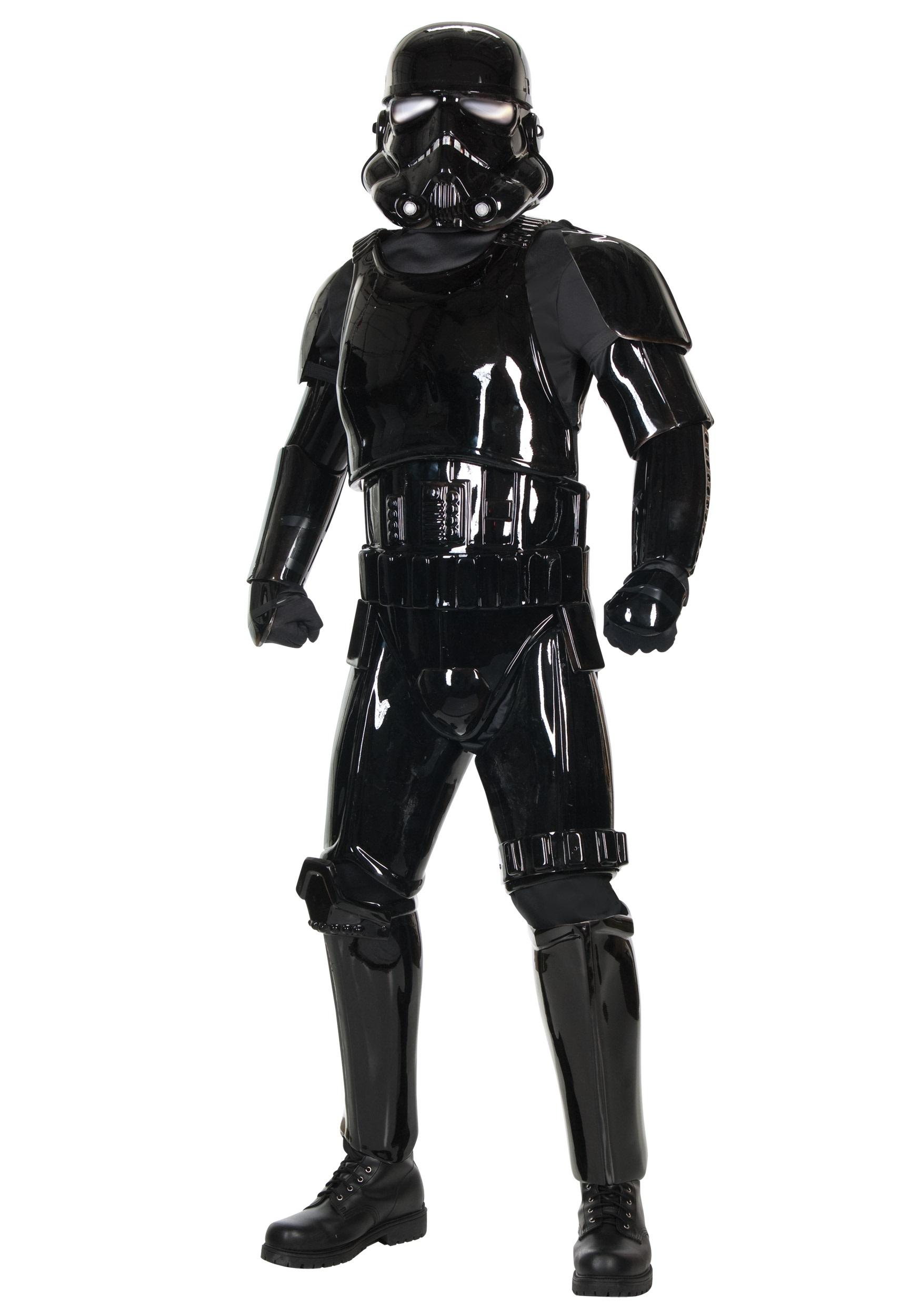 sc 1 st  Halloween Costumes & Supreme Edition Shadow Trooper Costume