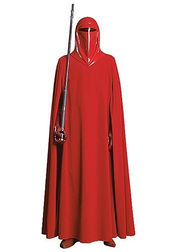 Supreme Edition Imperial Guard Costume Update