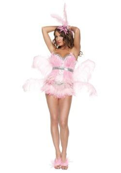 Sexy Pink Flamingo Costume