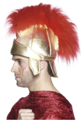 Roman Soldier Helmet By: Smiffys for the 2015 Costume season.
