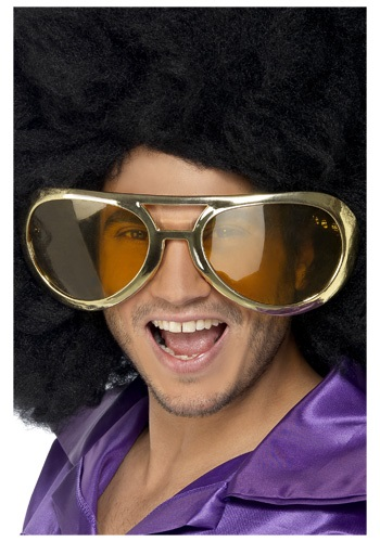 Giant 70s Disco Shades By: Smiffys for the 2015 Costume season.