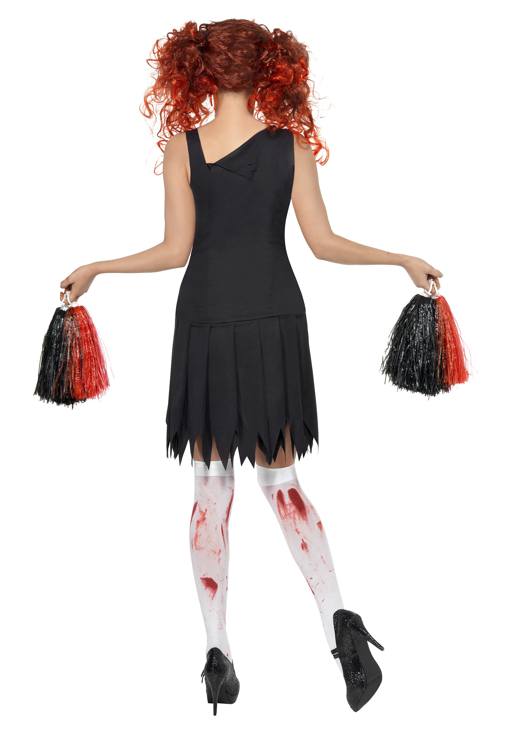 zombie cheerleader costume. Black Bedroom Furniture Sets. Home Design Ideas