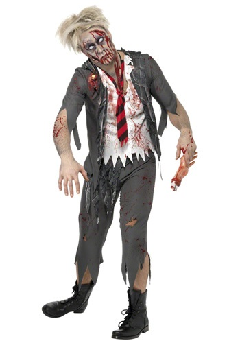 Low Price Zombie School Boy Costume online 2017