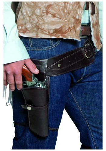 Western Gunman Belt