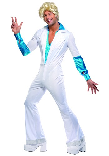 70s Disco Man Costume By: Smiffys for the 2015 Costume season.