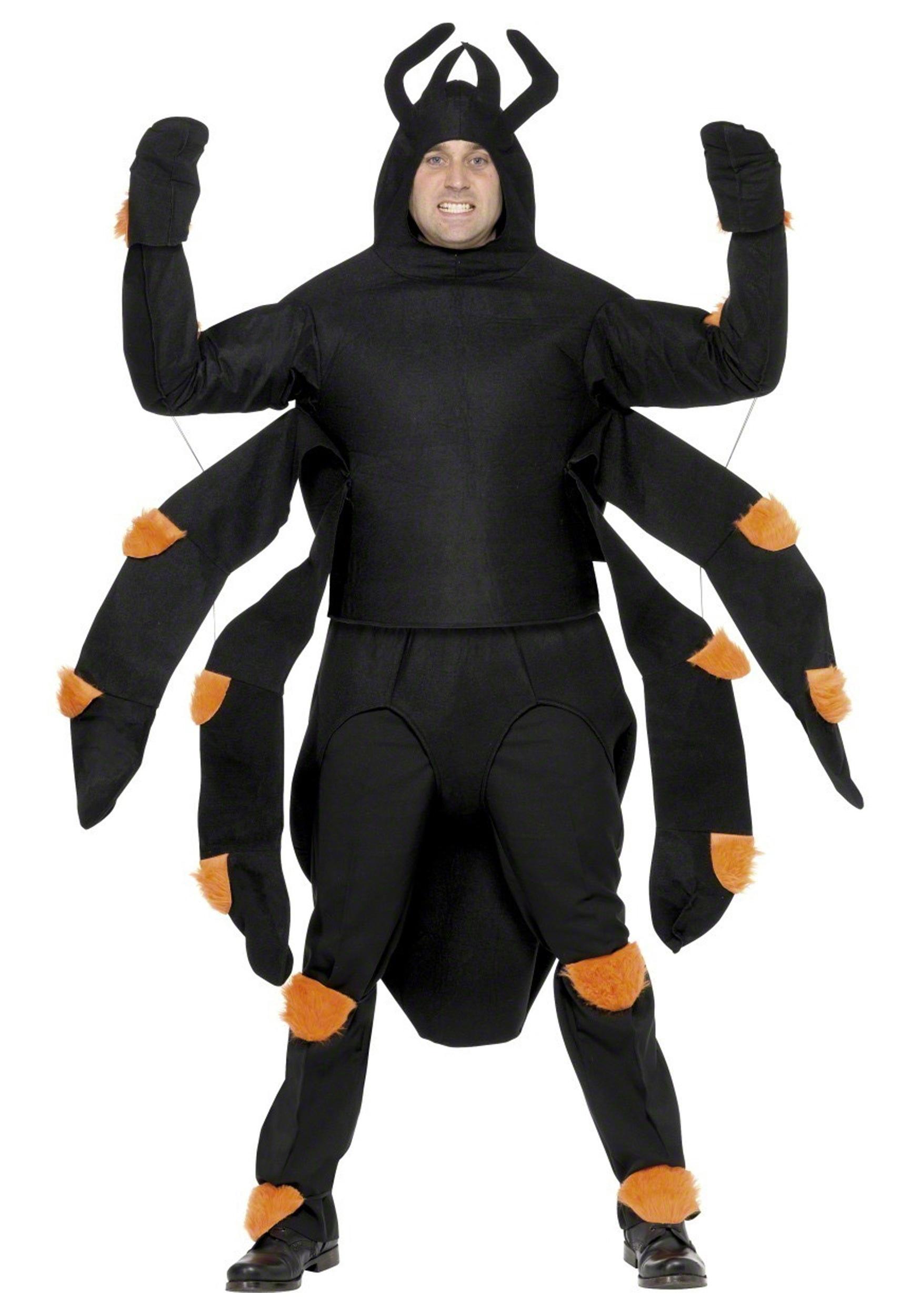 Adult Spider Costume SM36572