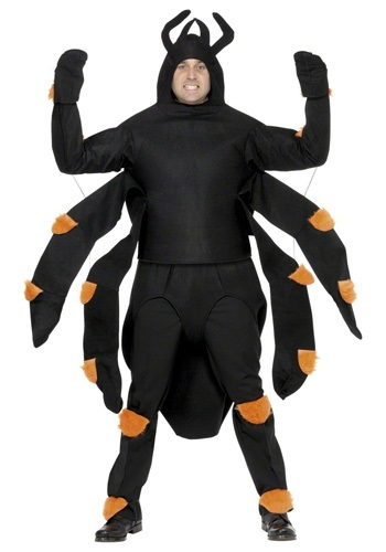 Adult Spider Costume By: Smiffys for the 2015 Costume season.