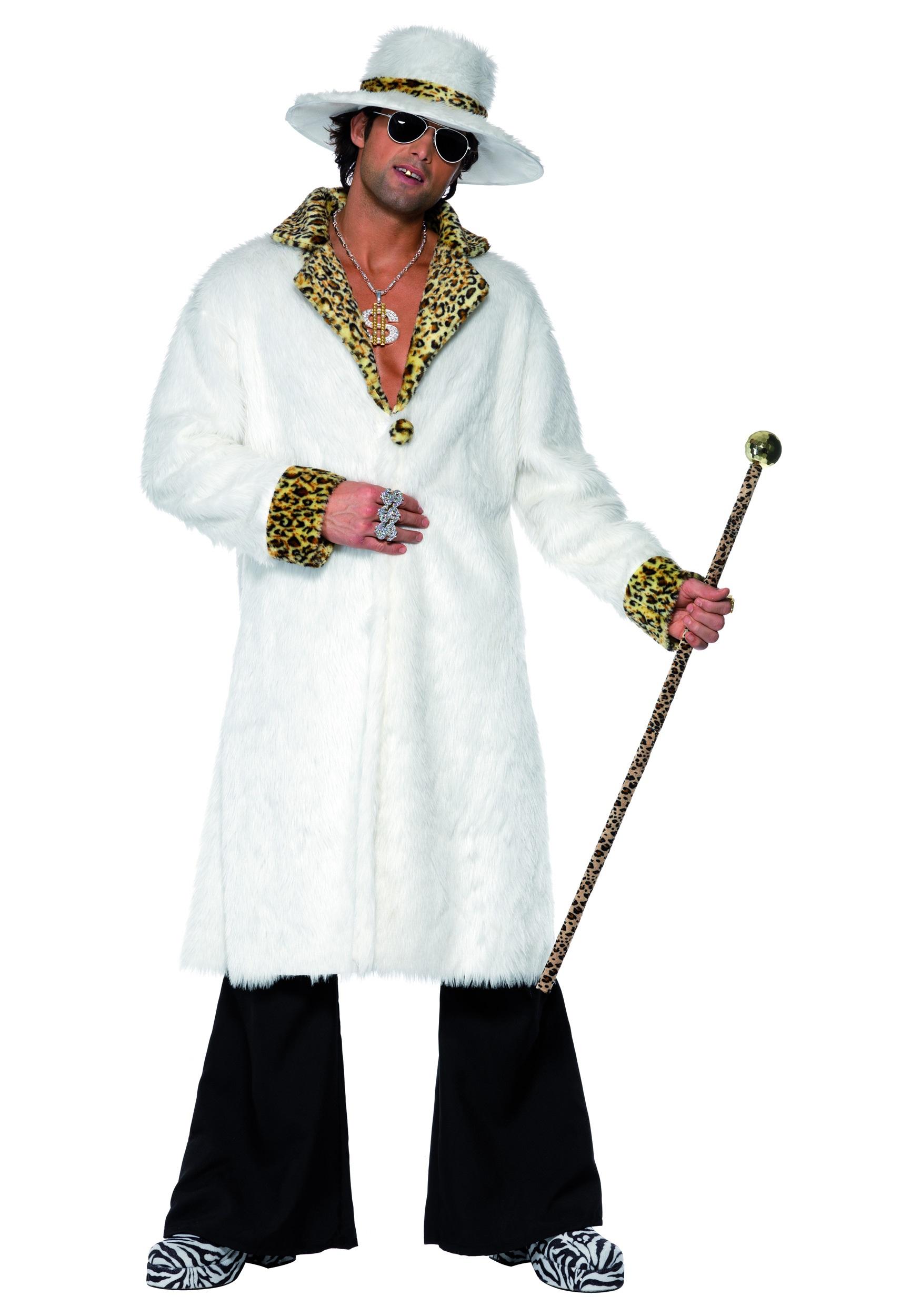 Hustla Pimp Costume - It Halloween Costume