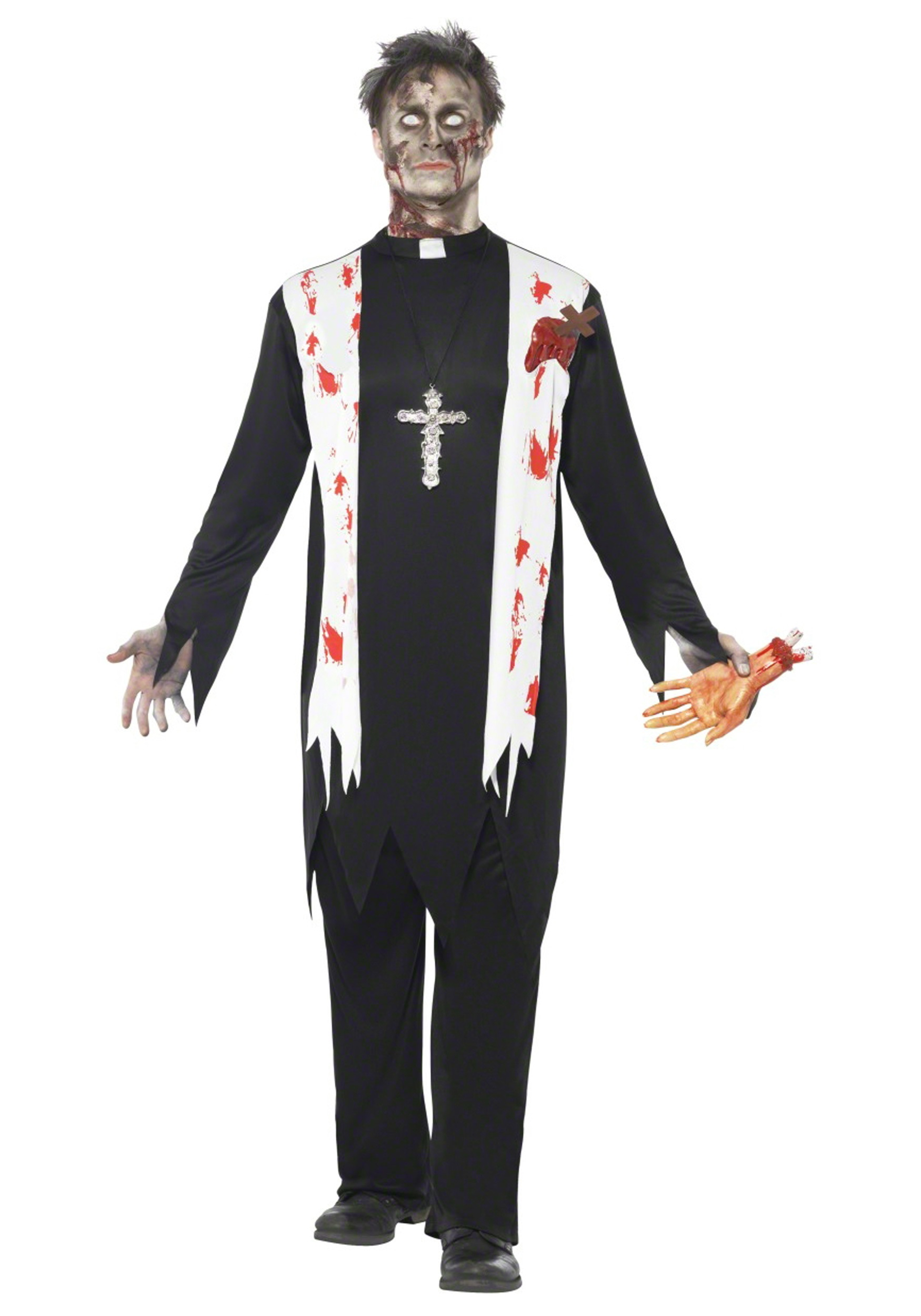 zombie priest costume - Halloween Costumes Of Zombies